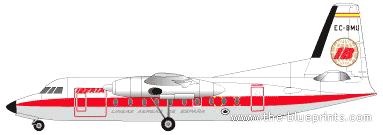 Fokker F-27-400