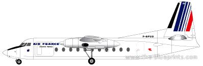 Fokker F-27-500