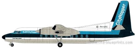 Fokker F-27 Friendship 200
