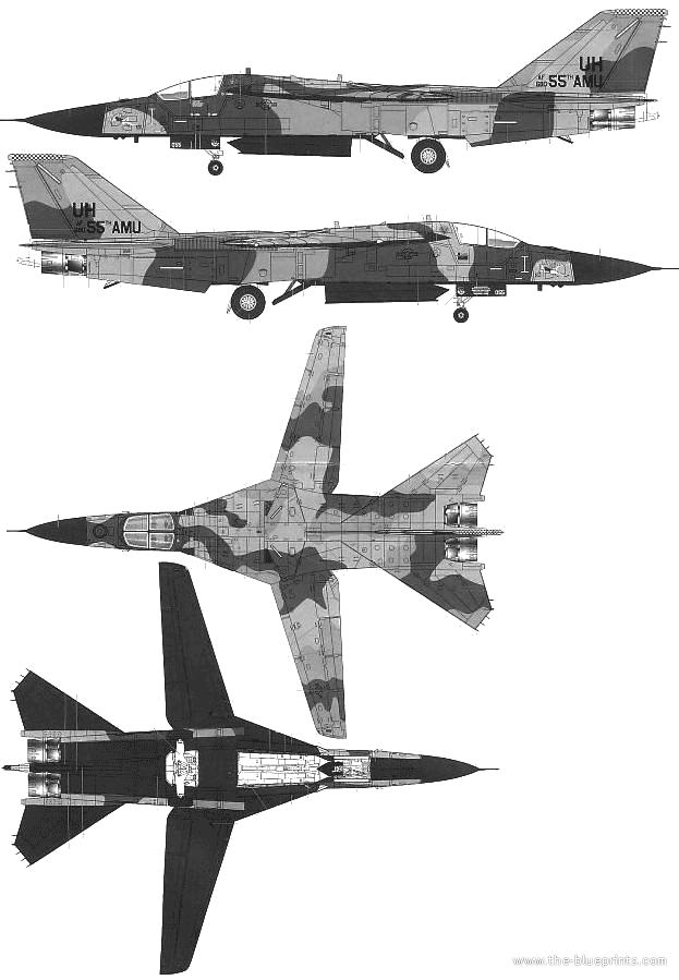 The-Blueprints.com - Blueprints > Modern airplanes ...