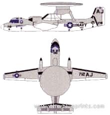 Grumman E2C Hawkeye