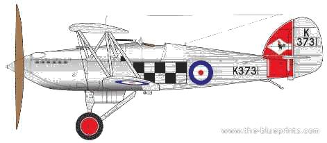 Hawker Fury I