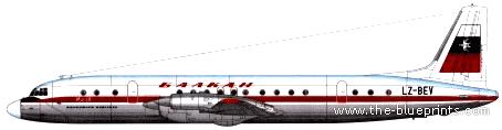 Ilyushin IL-18V