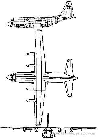 Lockheed AC-130E Spectre
