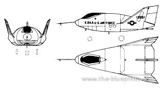 Martin-Marietta X-24A