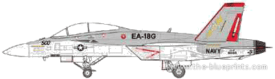 McDonnell Douglas EA-18G Growler