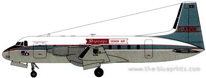 Avro 748 Srs 1