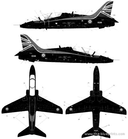 Bea Hawk T1A