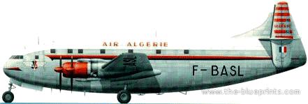 Breguet 761S