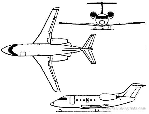 Canadair CL-600 Challenger