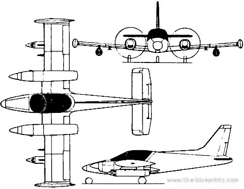 General Avia F.20TP Condor