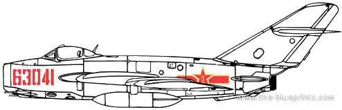 Jian J-5