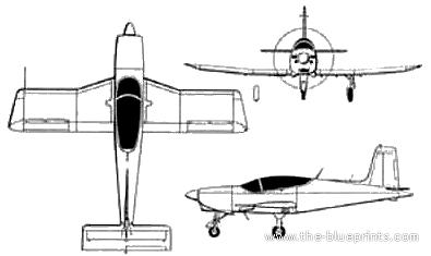 Norman Aircraft NDN-1 Firecracker