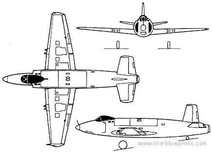 Supermarine Attacker Type 392