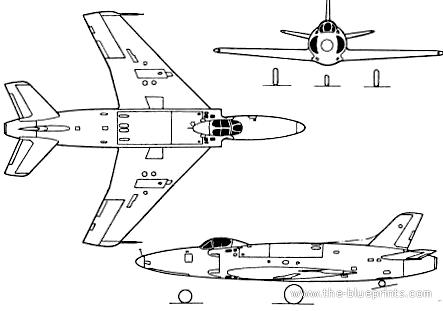 Supermarine Swift Type 535
