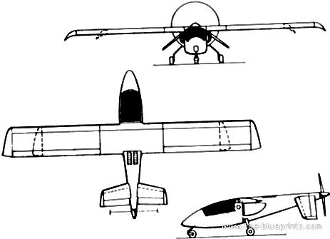 Taylor Aerocraft Mini Imp