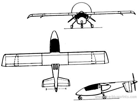 Taylor Aircraft Mini Imp