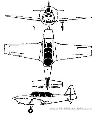 Temco T-1 Buckaroo