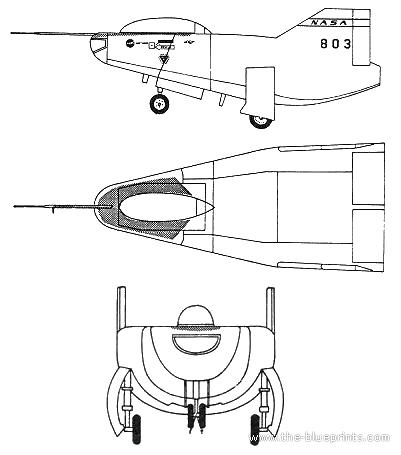 Northrop M2F2