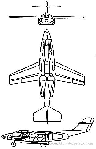 SAAB P.1119