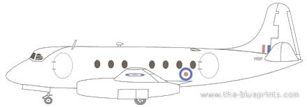 Vickers V.663 Tay Viscount