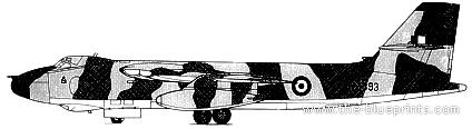Vickers Valiant PR Mk.I