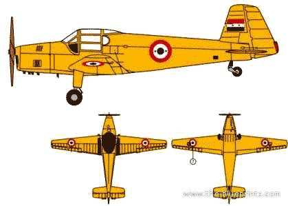 Zlin Z-381