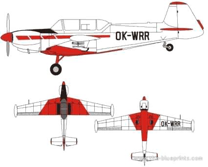 Zlin Z-526L