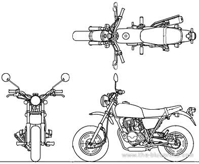 Honda Ape 100 (2010)