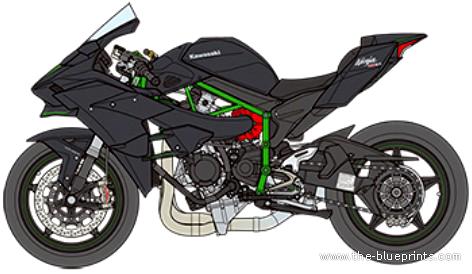Kawasaki Ninja H2R (2015)