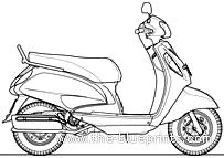 Suzuki Access 125 (2010)