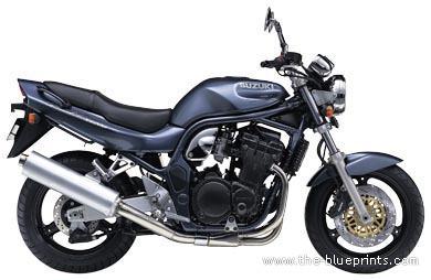 Suzuki Ban 1200
