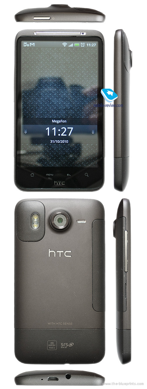 Blueprints > Phones and tablets > HTC > HTC Desire HD