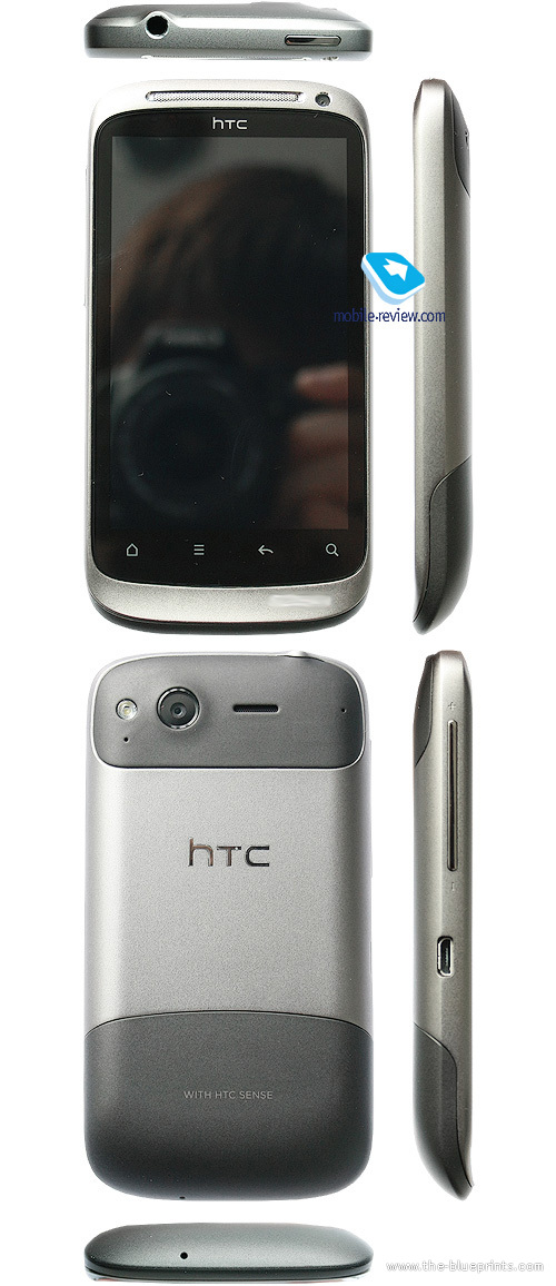 Blueprints > Phones and tablets > HTC > HTC Desire S