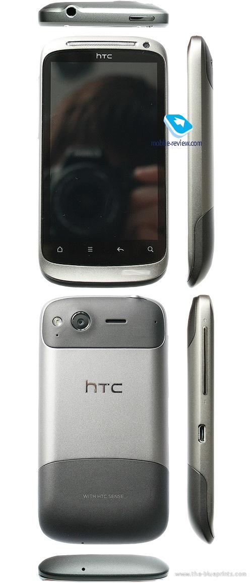 HTC Desire 500, The Information