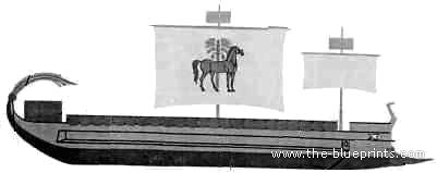 Cartagean Ship