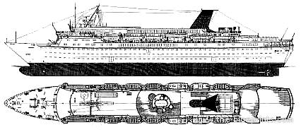 Cunard Countess (1989)