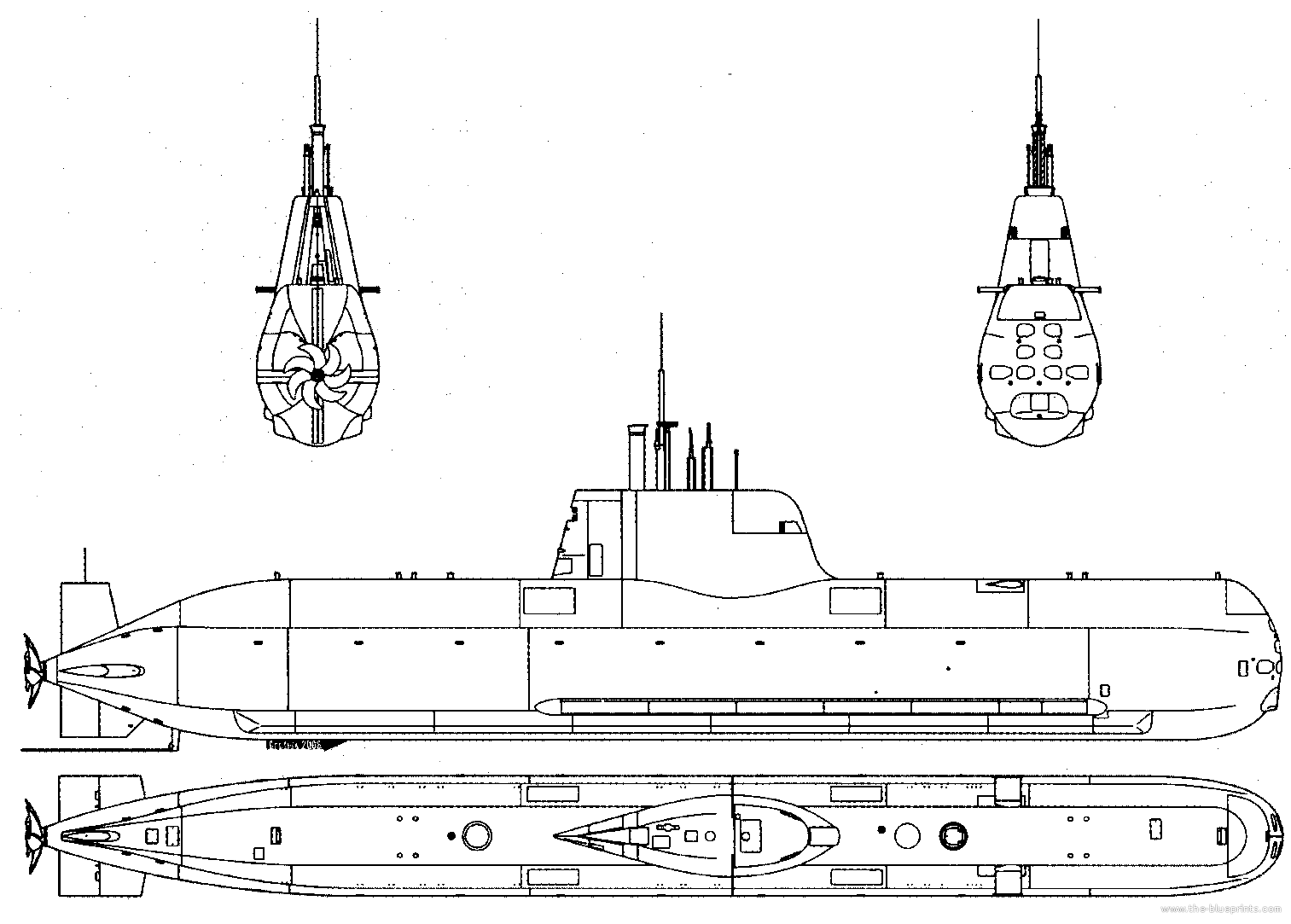 how to draw a uboat
