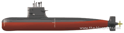 PLAN Type 039 (Song Class Submarine)