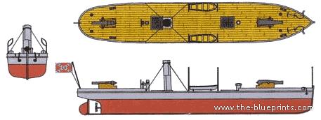 CSS Hampton (Gunboat) (1862)