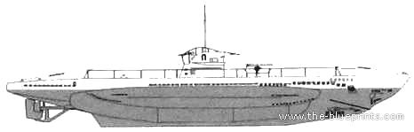 DKM U-149 U-Boat Type IID