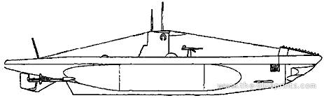 DKM U-Boat Type IIC