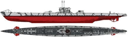 DKM U-Boat Type lX-B