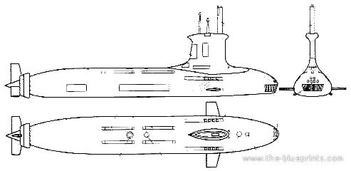 BMT SSGT Submarine
