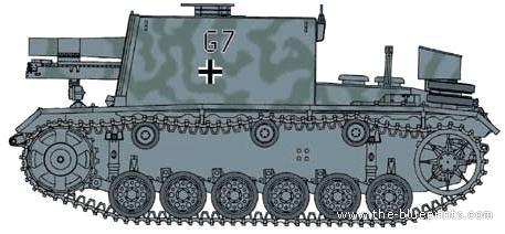 15cm SIG 33 Ausf. Pz.III