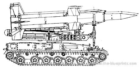 2K11 Krug SA-4 Ganef