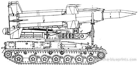2K11 Krug [SA-4 Ganef]