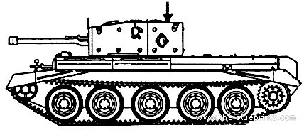 A27L Centaur Mk.I