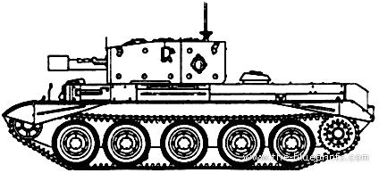 A27L Centaur Mk.IV