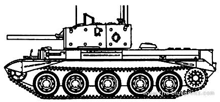 A27M Cromwell Command